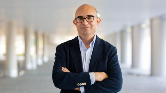 Bernardino Beotas, director de IT de Securitas Direct Iberia y Latinoamérica.