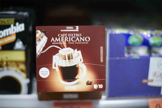 El café filtro americano de Mercadona, premiado como uno de los productos más innovadores
