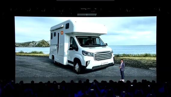 Caravana Xiaomi