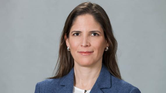 Claudia Jiménez, directora general de Algenex.