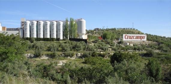 HEINEKEN fábrica de Jaén