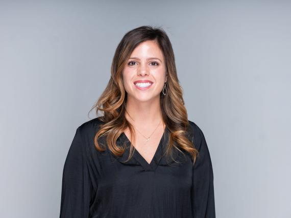 Asesora ejecutiva de productividad de Google, Laura Mae Martin.