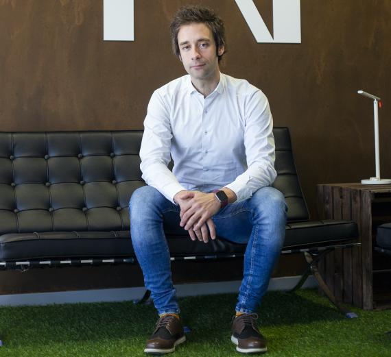 Mario Grande, CEO y fundador de Nowture.