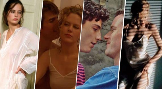 Mejores películas eróticas de la historia del cine