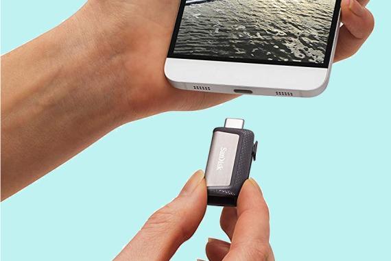 memoria Sandisk smartphones