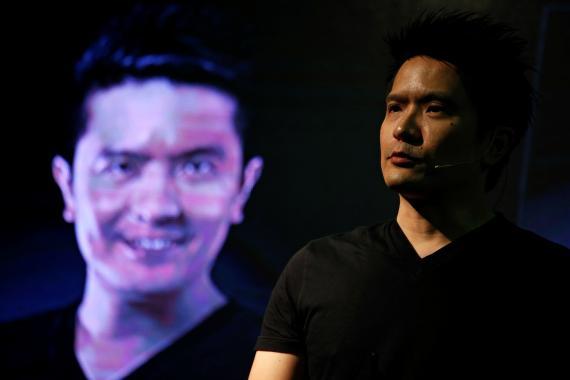 Min-Liang Tan, CEO de Razer, en una foto de archivo.