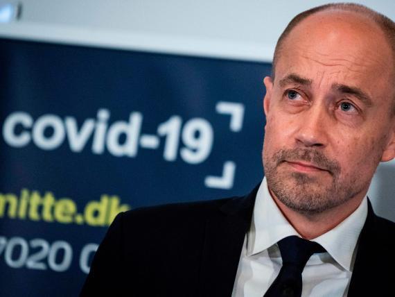 El ministro de Sanidad de Dinamarca, Magnus Heunicke.