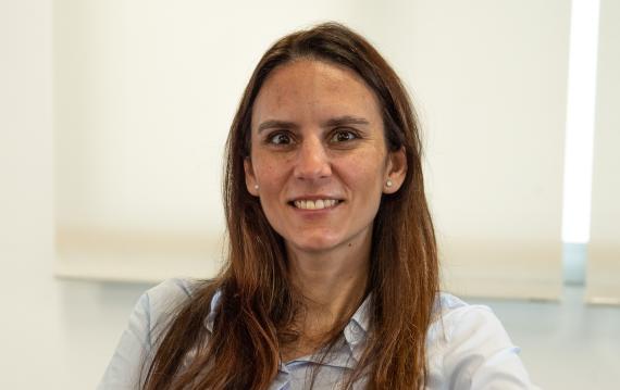 Mónica Casañas, directora Airbnb España