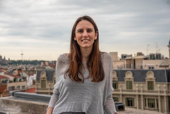 Mónica Casañas, directora de Airbnb España