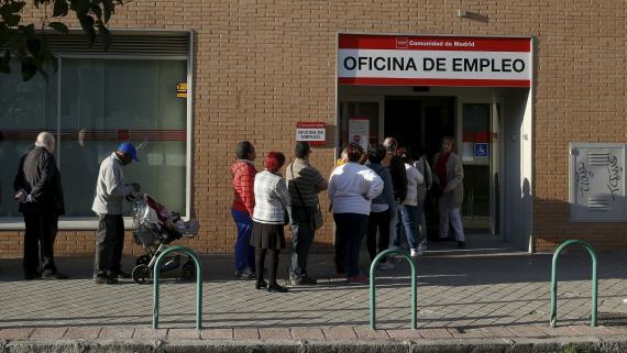 Oficina de Empleo, SEPE.
