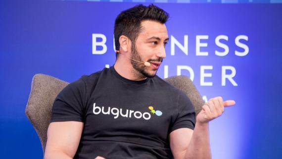 Pablo de la Riva, CEO de Buguroo.