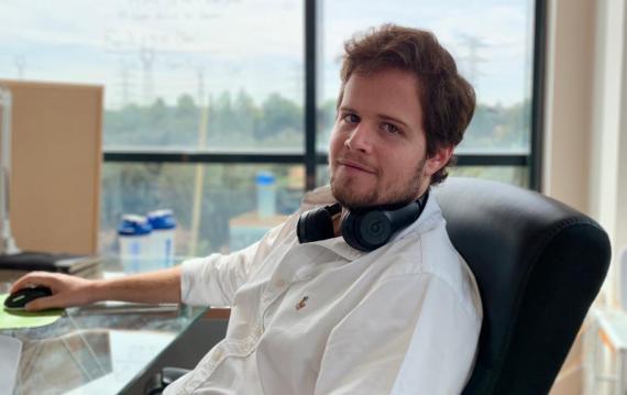 Rafel Rubio, CEO y cofundador de Qoala.