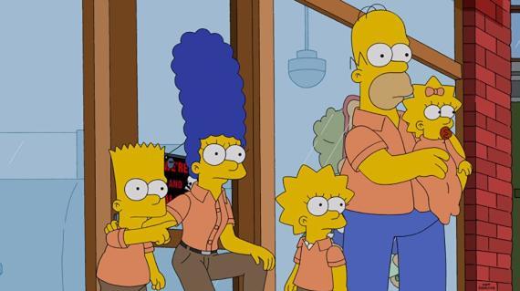 'Los Simpson' renuevan por dos temporadas más hasta la 34ª, y anuncian novedades
