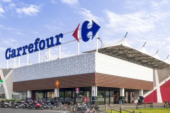 Supermercado de Carrefour