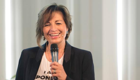 Sylvia Taudien, CEO y fundadora de Advantage Consultores
