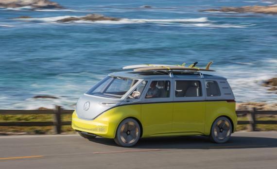 Volkswagen-I-D-Buzz