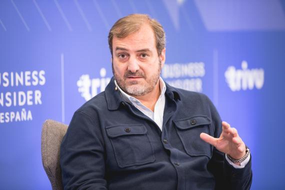 Ángel Sáenz de Cenzano, director general de LinkedIn España y Portugal, en NextNow.