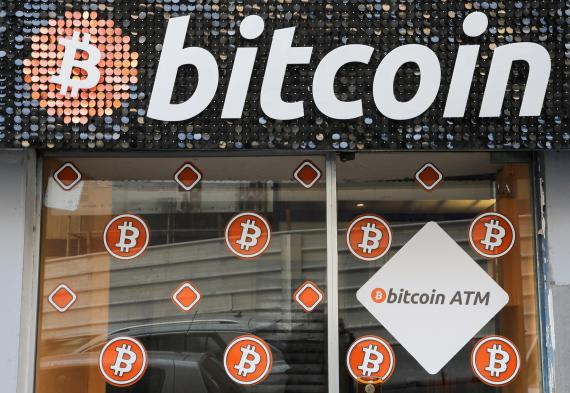 Cajero de bitcoins