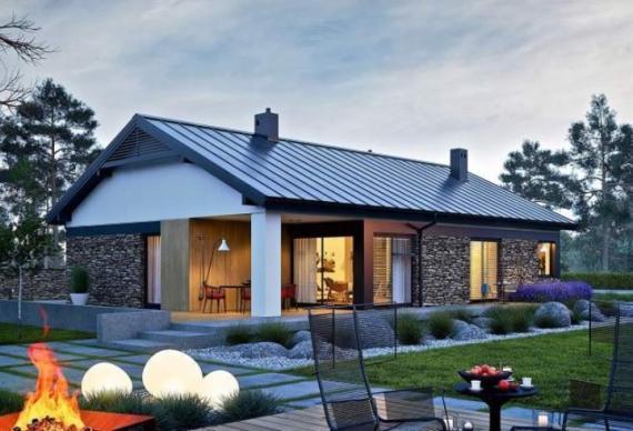 Esta casa prefabricada de Norges Hus cuesta 53.800 euros (Norges Hus)