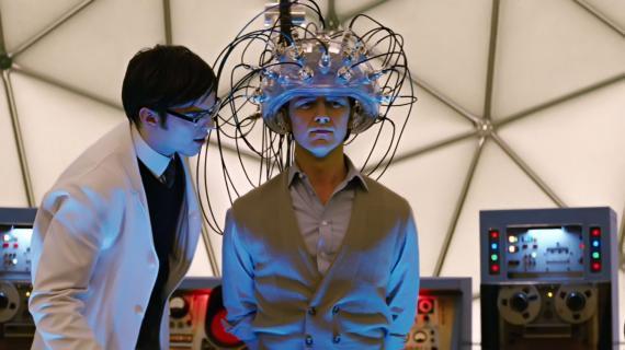 El profesor Xavier hace uso de una interfaz cerebro-ordenador, en 'X-Men'.