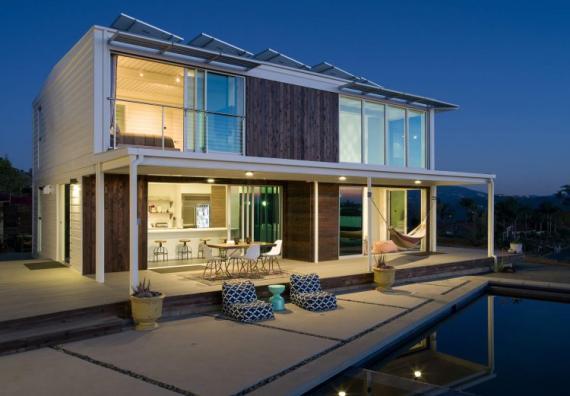 Connect 8 es el modelo de casa prefabricada inspirada en Apple más popular (Connect Homes)