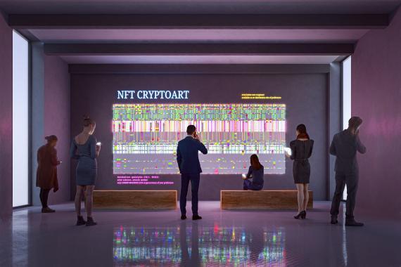 Cryptoarte y NFT