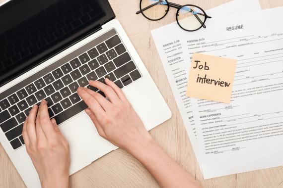CV Curriculum encontrar trabajo