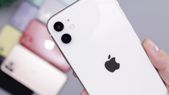Un iPhone 11
