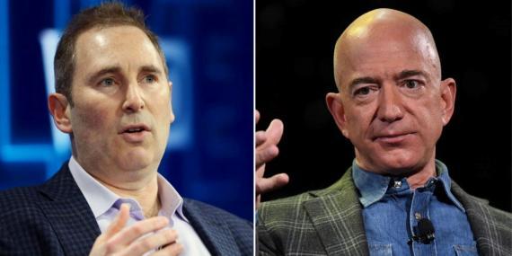 """Jeff Bezos admite que el nuevo CEO de Amazon no tendrá un trabajo fácil, pero confía en que su sucesor """"no permitirá que el universo nos haga típicos"""""""