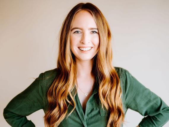 Kat Norton, la creadora de Miss Excel.