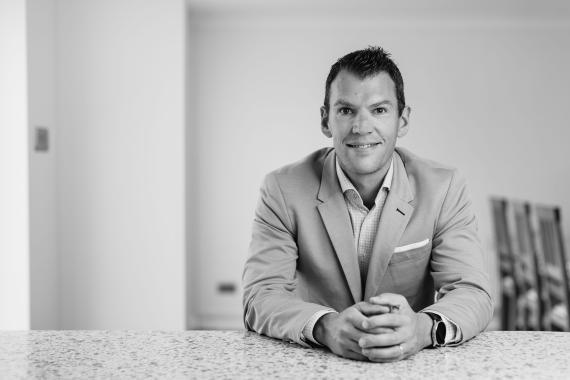 Mark Notton, director de Producto de Samsung en Europa.