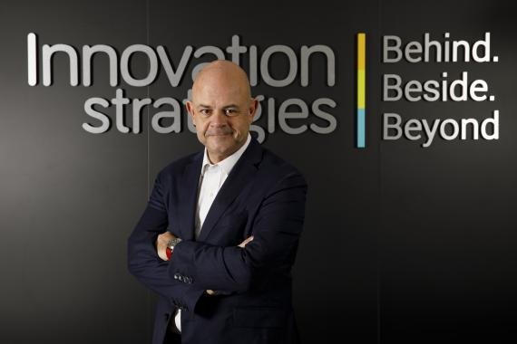 Miguel Fernández Díaz, CEO de Innovation Strategies.