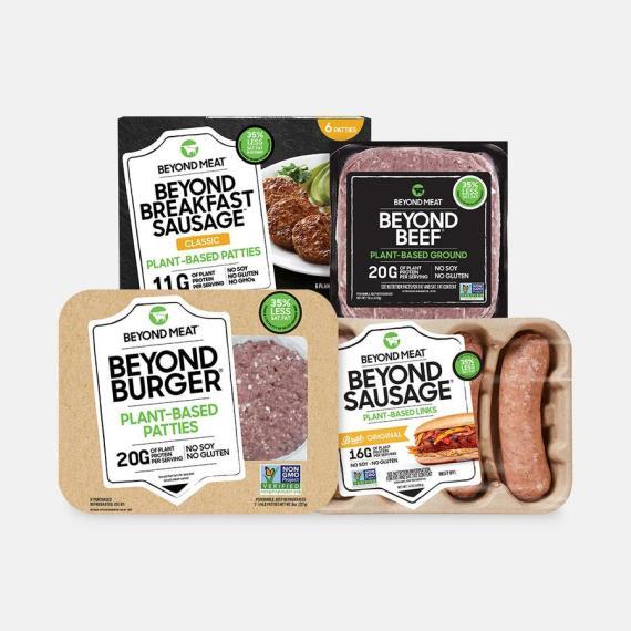 Pack de carne sin carne de Beyond Meat (Beyond Meat)