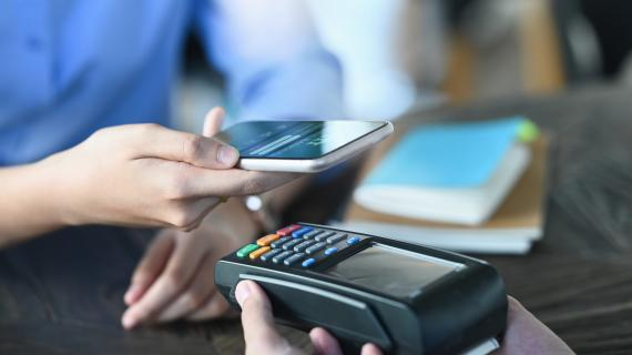 Pago contactless apple pay