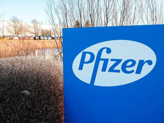 Las instalaciones de Pfizer en Pleasant Prairie, Wisconsin, Estados unidos, el 1 de diciembre de 2020.