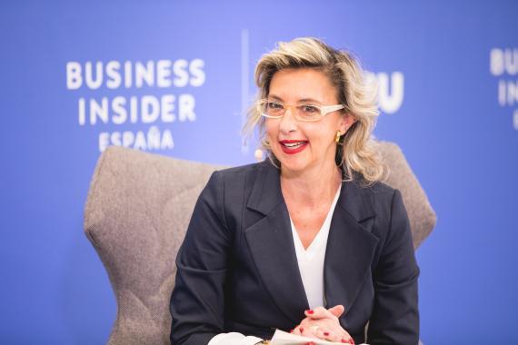 Pilar Llácer, profesora de EAE Business School y responsable del Work of the Future Centre, en NextNow.