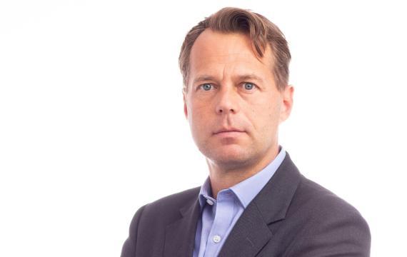 Rolf Cederström, responsable de Clearpay en España.