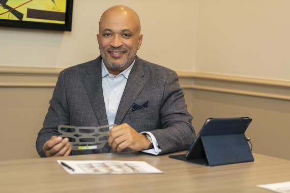 Shawn Welch, CEO de Hi-Cone.