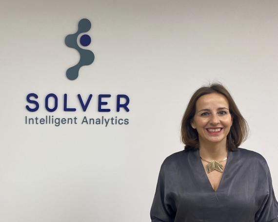 Victoria Corral, líder de crecimiento estratégico de Solver IA