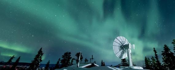 El vuelo de prueba del proyecto de Bill Gates para tapar el sol se iba a desarrollar desde el Centro Espacial Esrange, en Suecia (Swedish Space Corporation)