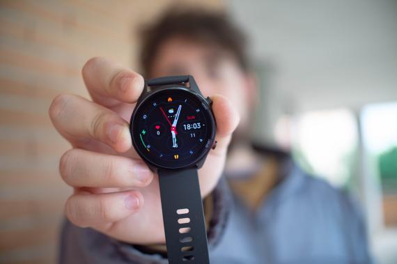 Xiaomi Mi Watch destacada