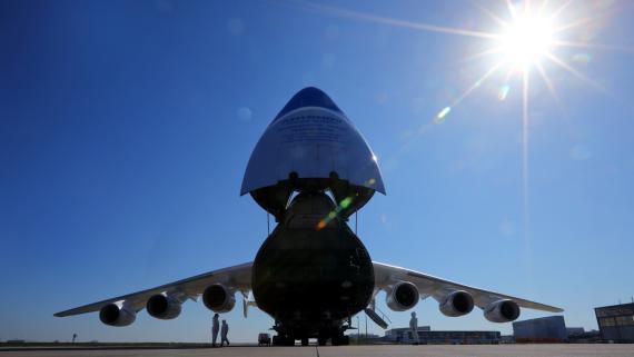 El avión soviético que pudo lanzar un trasbordador espacial a lo Space X.