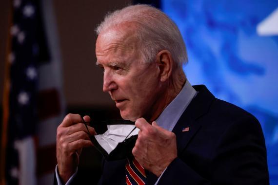 Biden ordena una investigación de 90 días para descubrir si el origen del coronavirus surge de un laboratorio o de un animal infectado