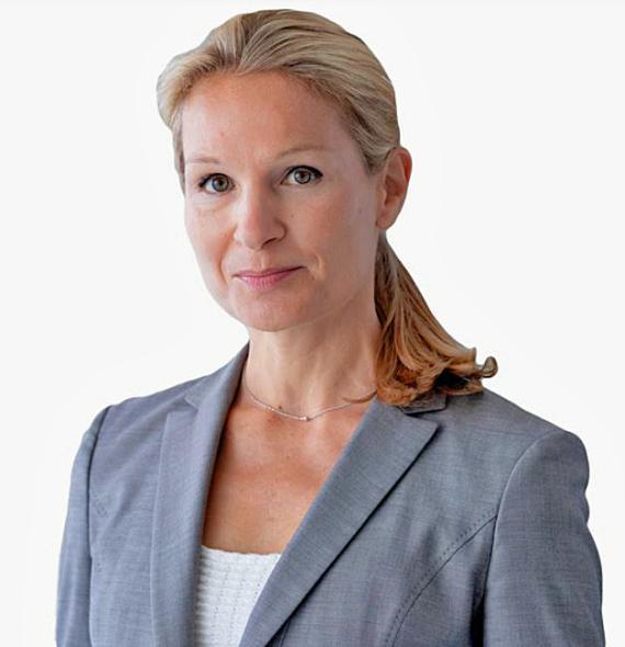 Caroline Reyl, gestora de Pictet Premium Brands.