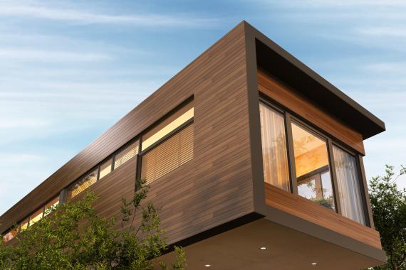 Casas prefabricadas de Aliexpress