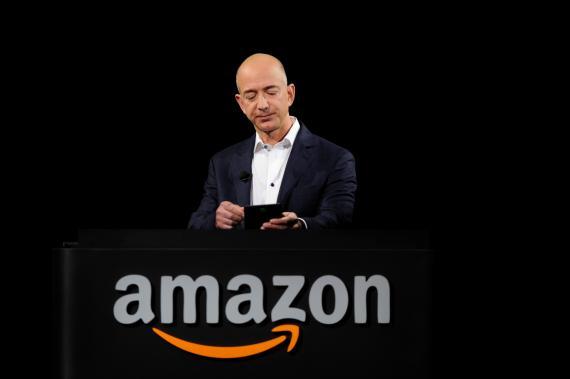 El CEO de Amazon, Jeff Bezos (Reuters)