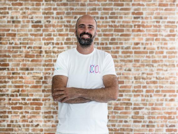 Cristian Picard, director general de Movo