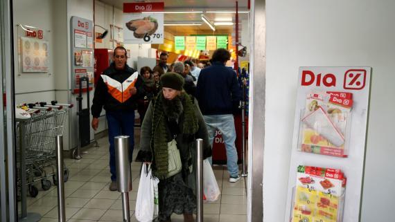 Dija y Coop, los supermercados que quieren poner bajo las cuerdas a Mercadona.