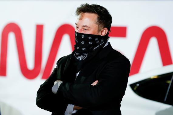 Elon Musk, CEO de Tesla y fundador de SpaceX.