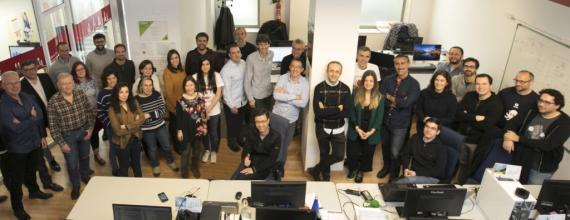 El equipo de Mestrelab